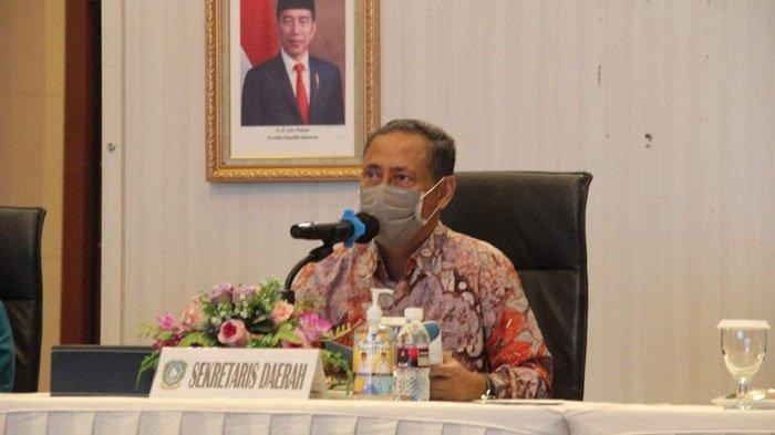 Pj Sekda Kepri Buka Latsar CPNS 2021, Pejabat KPK Ikut Jadi Tenaga Pengajar