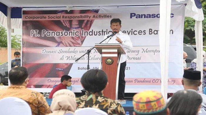Wali Kota Batam Ajak Perusahaan Bantu Warga Terdampak Pandemi Covid-19 Lewat CSR