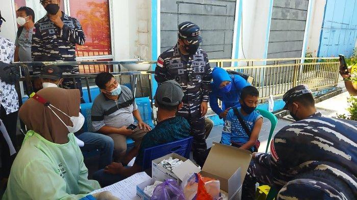 6 Anak Ikuti Khitan Gratis di Lanal Tarempa Anambas