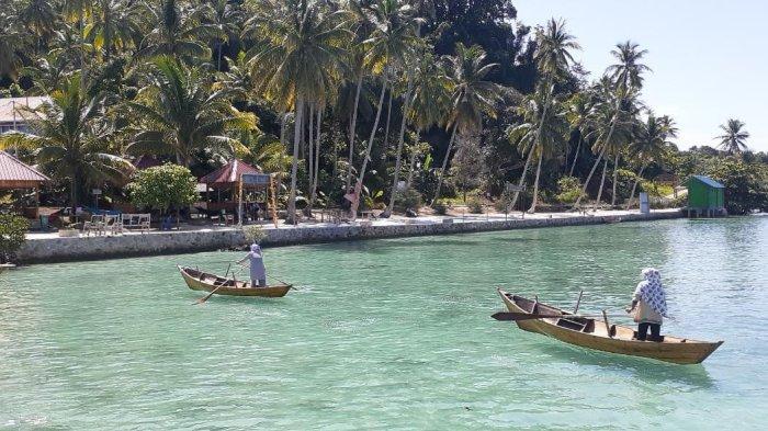 Paket Trip ke Pulau Pangeran Anambas hanya Rp 95.000
