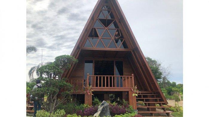 Ini Kelebihan Resor dan Villa di Pulau Katang Lingga, Jadi Objek Wisata Bahari Usung Etnik Melayu