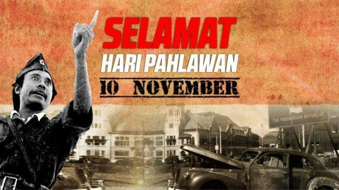 Hari Ini Dalam Sejarah 10 November - Berikut 7 Jejak Sejarah Pertempuran di Surabaya 74 Tahun Lalu