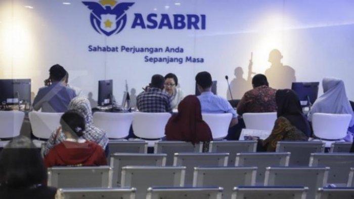 Kantor dan pelayanan PT ASABRI (Persero) di Jakarta