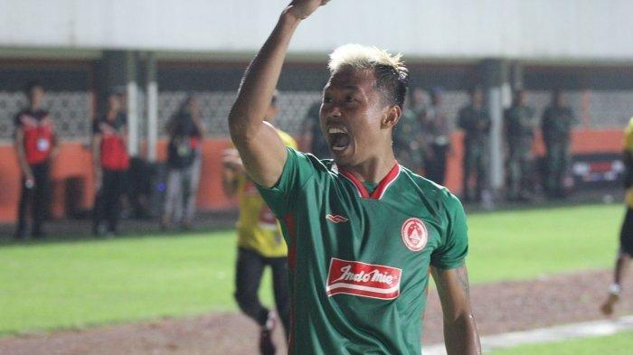 BERITA AREMA FC - SAH! Mantan Striker PSS Sleman, Kushedya Hari Yudo Gabung Singo Edan Musim 2020