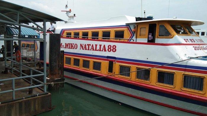 JADWAL Kapal Ferry di Pelabuhan Domestik Sekupang, Hari Ini Kapal Pertama Pukul 09.00 WIB