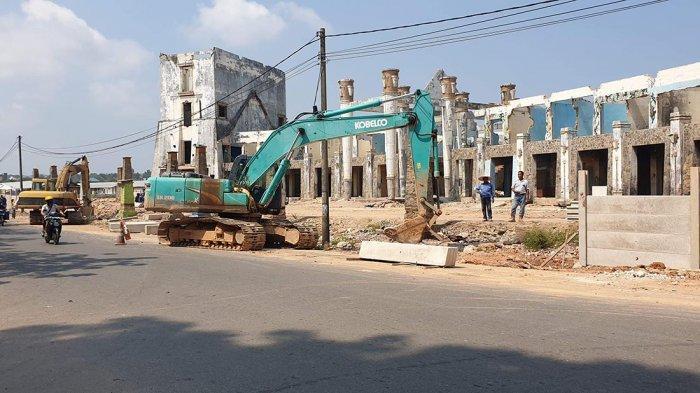 BUKAN Pedagang Tapi 69 Orang Menetap di Bangunan Pasar Induk Jodoh Batam, Ini Kata Kadisperindag