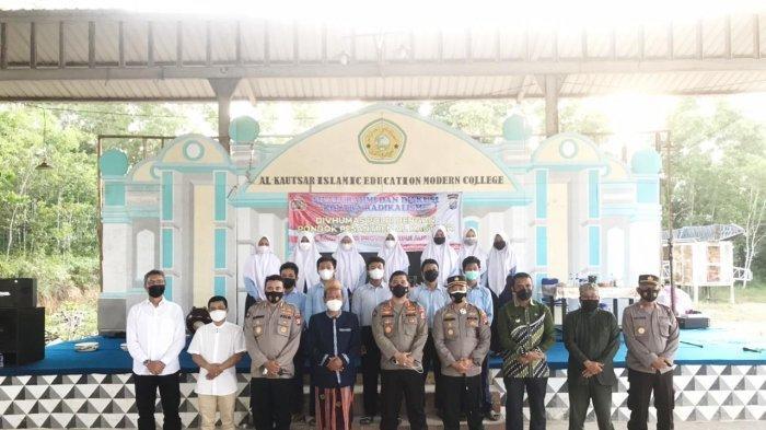 Divhumas Polri Kunjungi Pondok Pesantren Al Kautsar di Tanjungpinang, Ini Agendanya