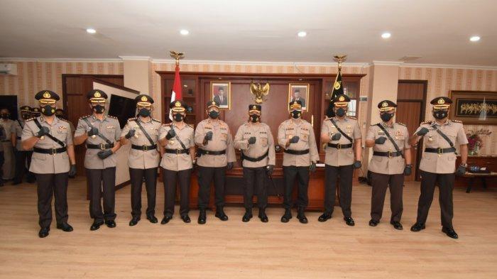 DAFTAR Nama Pejabat Baru Polda Kepri, AKBP Medyanta S.I.K Pejabat Dirlantas Baru