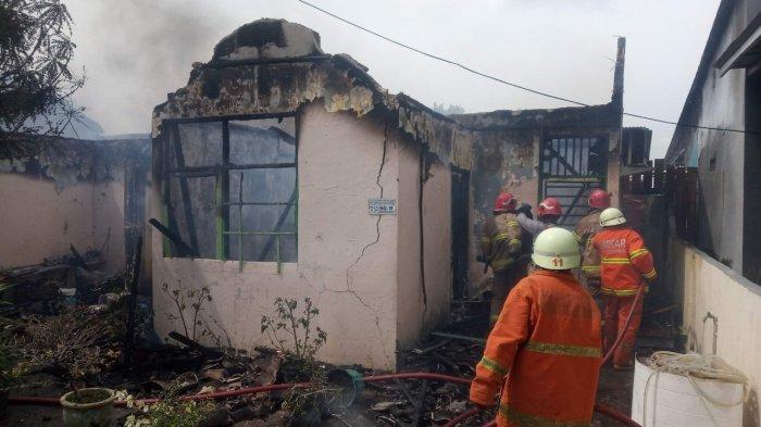 Detik-detik Kebakaran Rumah di Tanjungpinang, Bustamin: Anak-anak Teriak Kebakaran