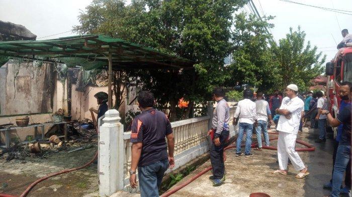 Kesaksian Yodarma Korban Kebakaran Rumah di Tanjungpinang, Sempat Ingin Padamkan Api