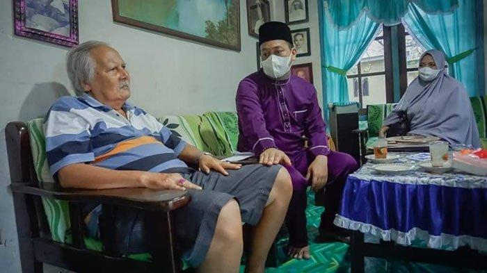 Bupati Lingga Berkunjung ke Rumah Keturunan Pahlawan Nasional Raja Ali Haji