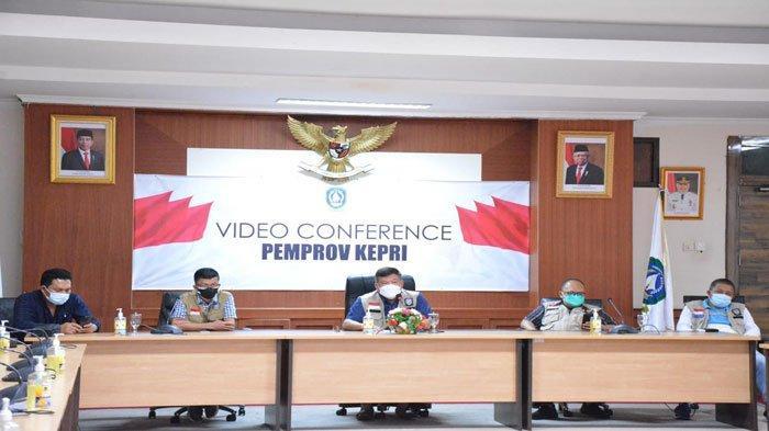 Positif Covid-19, Kondisi Gubernur Kepri Ansar Ahmad Stabil