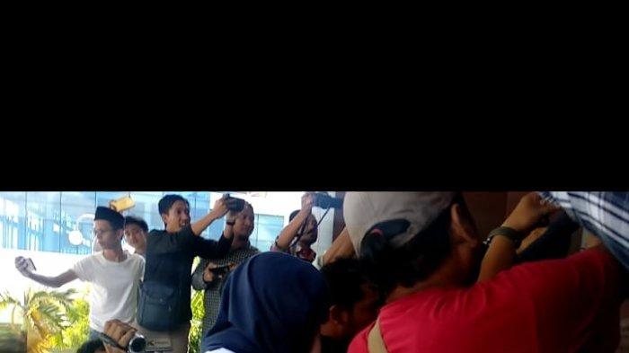 Setelah OTT, Nurdin Basirun Dibawa ke Jakarta, Terlihat Ada Wanita di Rombongan
