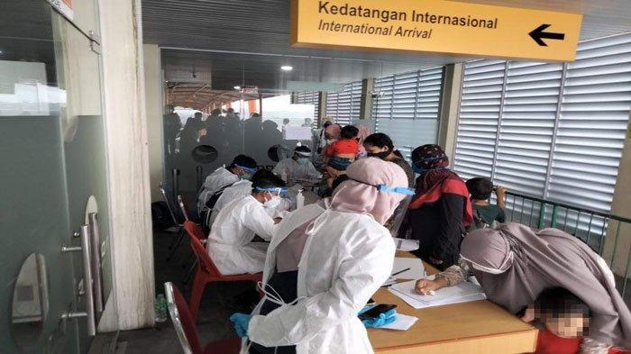 9 dari 100 Penumpang KM Sabuk Nusantara 83 Positif Covid-19