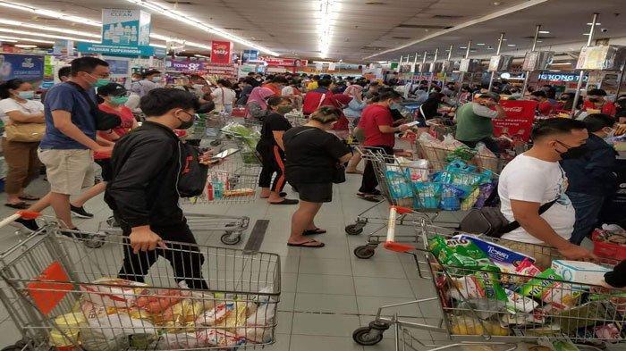 PPKM Darurat Berlaku di Batam, Warga Diminta Tak Panik karena Pasar Tetap Buka