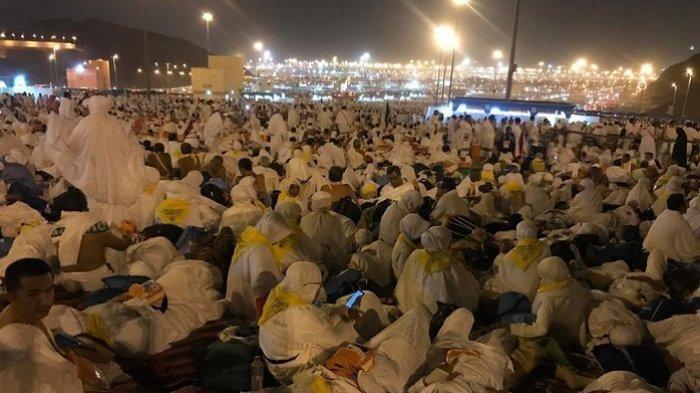 BREAKINGNEWS! 3 Jemaah Haji Embarkasi Padang Meninggal Dunia, 2 dari Bengkulu