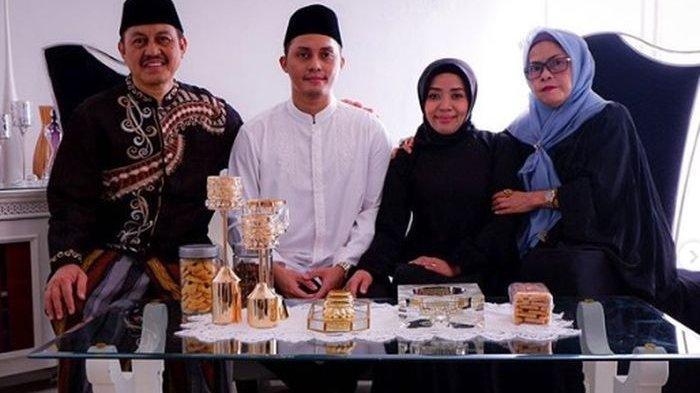 Rayakan Idul Adha 2019 di Makassar, Fadel Islami Suami Muzdalifah Pamer 7 Sapi Gemuk Berbulu Mulus