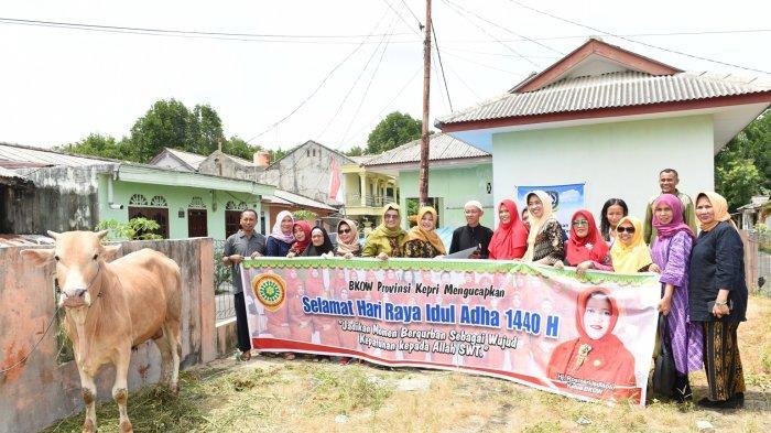 DKPP Bintan Pastikan Hewan Kurban yang Dipotong Saat Idul Adha 1440 Hijriah Bebas Penyakit