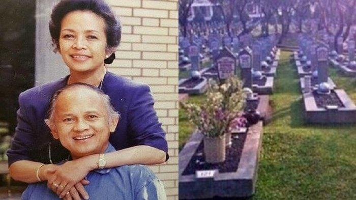BJ Habibie Meninggal, Ini Kisah Lahan Kosong di Samping Makam Ainun & Bunga yang Terus Bersemi