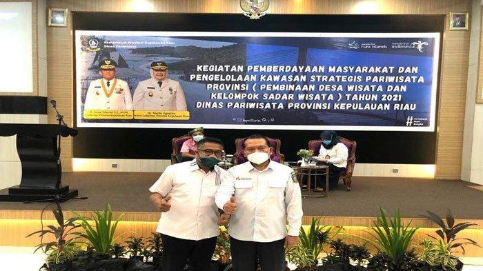 Kadisbudpar Batam: Pokdarwis Punya Peran Penting Majukan Pariwisata