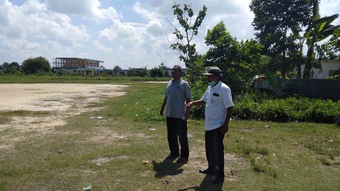 Kondisi Terkini Lapangan Sepak Bola di Sei Langkai Batam, Warga: Tak Terawat