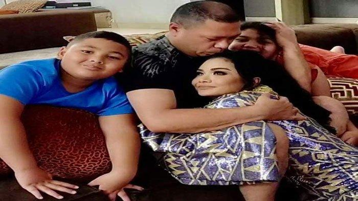 Bahagianya Raul Lemos Jumpa Krisdayanti dan Keluarga, 1 Tahun Pisah karena Pandemi