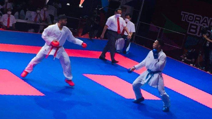 Karateka Kepri Tersingkir di Babak Penyisihan PON Papua, Keok atas Sulawesi Tengah