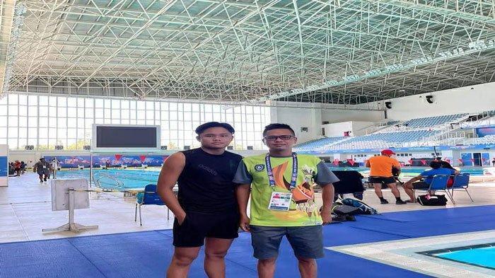 Perenang Kepri Gagal Masuk Final PON Nomor 200 Meter Gaya Dada, Hadapi Atlet Pelatnas