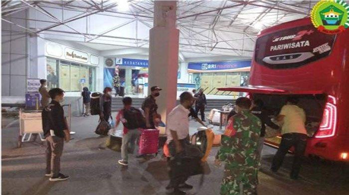 1.358 PMI Masih Jalani Karantina hingga Tiba di Batam, 2 WNI Positif Covid-19 Kini di RSKI