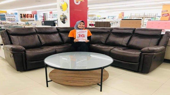 Promo SELMA Batam Oktober 2021, Belanja Furnitur Dapat Cashback 10 Persen