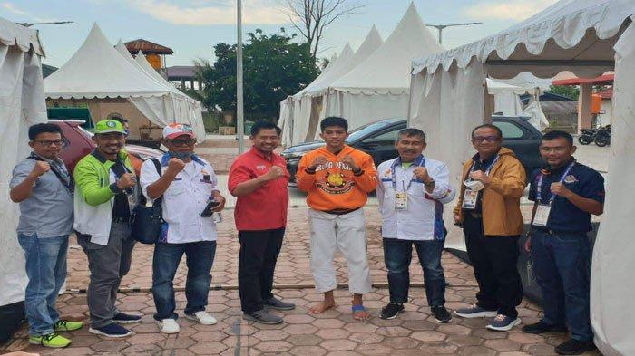 Cabor Tarung Derajat ke Final PON Papua, Ketua KONI Kepri Optimis Raih Emas