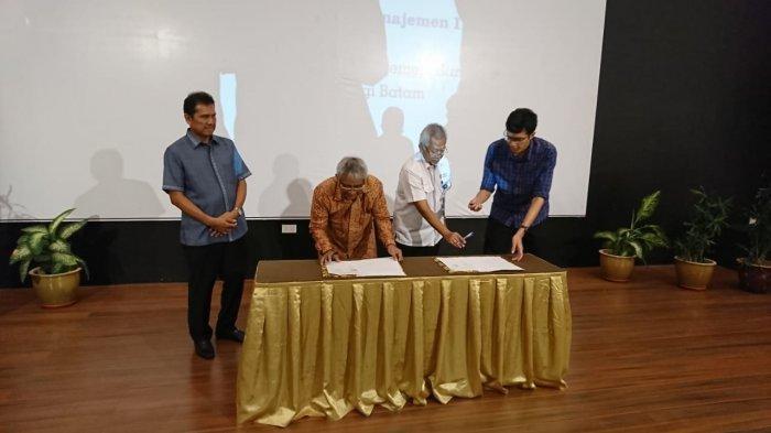 Institut Teknologi Batam Bakal Buka Sekolah Bisnis, Manajemen dan Hukum, Kerjasama denganITB