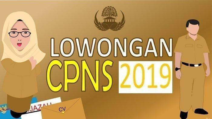 Cetak Kartu Peserta Ujian CPNS 2019 Kemenkumham hingga 31 Desember, Login sscn.bkn.go.id