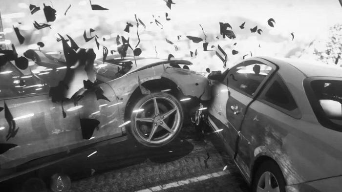 Kecelakaan Maut, Pengendara Mobil Box Tewas di Tempat, Terjepit Usai Hantam Mobil Parkir