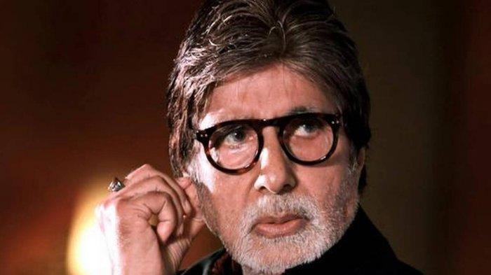 Aktor Kawakan Bollywood Amitabh Bachchan dan Putranya Positif Virus Corona