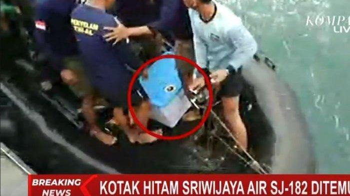 Getting to know FDR, Contents of the Recently Found Black Box of Sriwijaya Air SJ 182 Aircraft