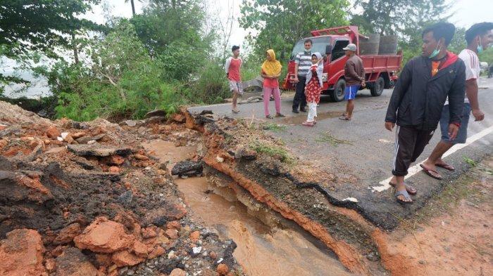 Banjir di Bintan, Tiga Desa Terkena Dampak hingga Sejumlah Infrastruktur Publik Rusak