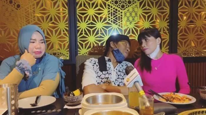Kiwil Peluk dan Cium Mantan Istrinya saat Bertemu, Reaksi Rohimah Buat Sang Komedian Terkejut