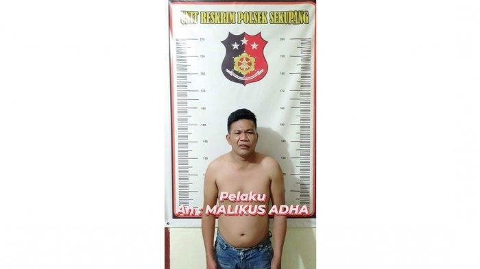 Perampokan di Batam, Rampas Kalung Bocah di Siang Bolong, Malikus Dibekuk Polisi
