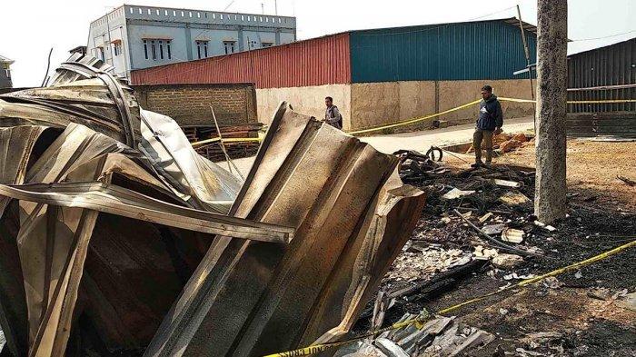 Terbakar hingga Tewaskan Balita Umur 4 Tahun, Begini Kondisi Terbaru Bengkel di Punggur Batam