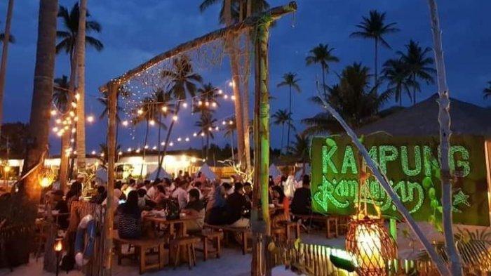 Buka Puasa di Pulau Ranoh Cuma Rp 190.000, Tersedia Aneka Menu Nusantara