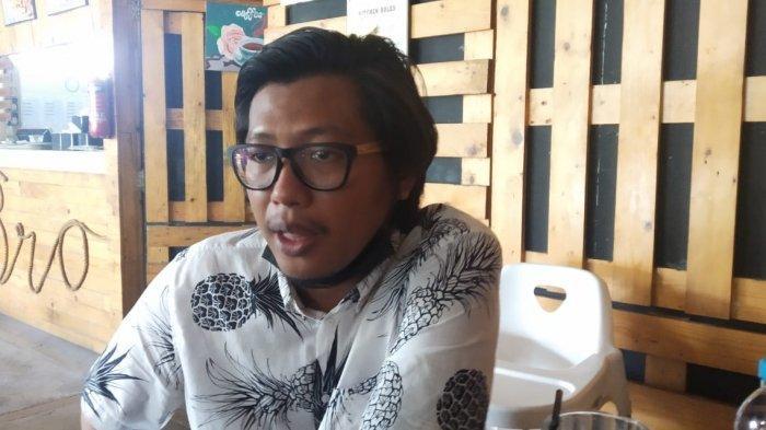 Sales and Promotion Manager PT Wahana Tirta Milenia (WTM) selaku produsen air minum kemasan Mindy, Budi Kurniawan