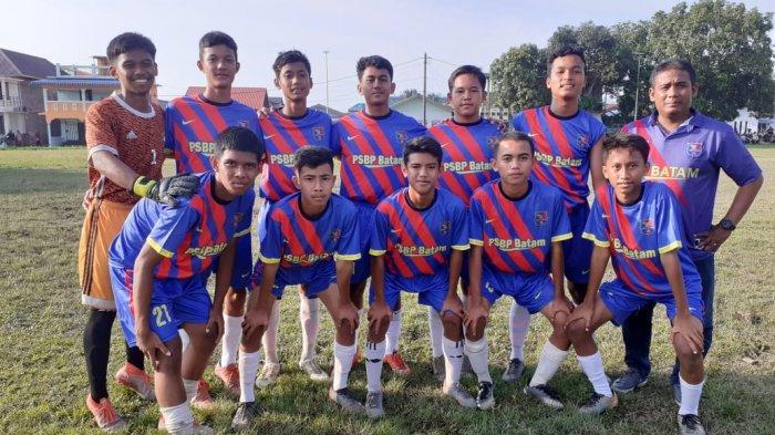 Tim Dispora Batam Juarai Bestari Cup U-16, Pelatih: Target Bawa Pulang Piala Gubernur Kepri