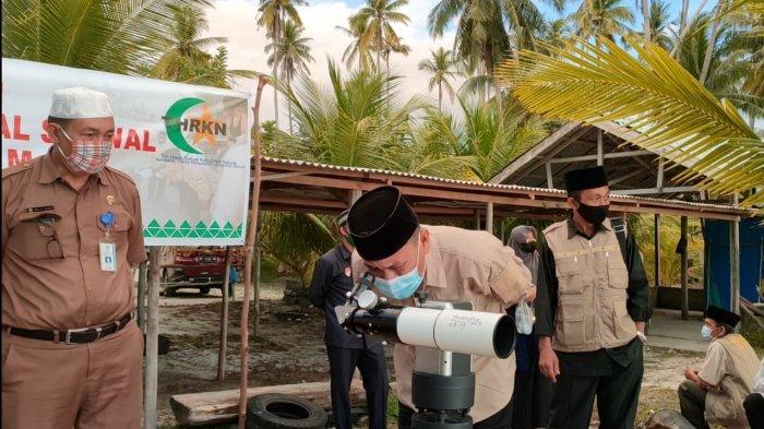 BMKG Ranai Minta Bantuan Teropong Bintang ke Pusat, Pantau Hilal di Natuna