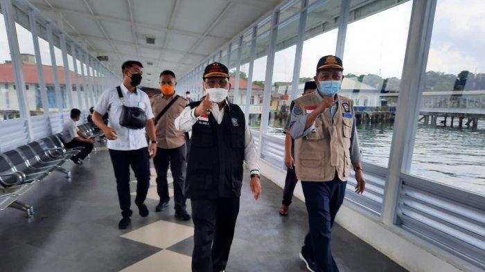 Gubernur Kepri Ansar Ahmad Akan Salat Idulfitri di Natuna, Wakil Marlin di Batam