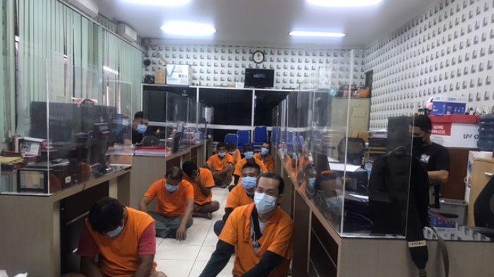 HEBOH Kasus Pungli di Tanjung Priok Berimbas ke Batam, 10 Juru Parkir Liar di Nagoya Diamankan