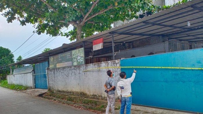 Kesaksian Warga terkait Penikaman Seorang Pria di Bengkong Telaga Indah Batam