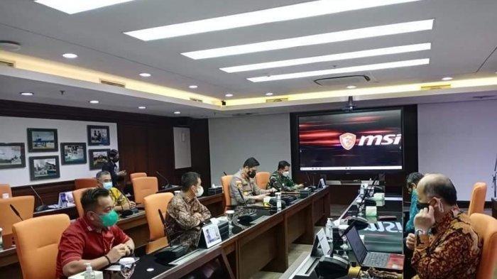 Bupati Lingga Kunker ke BPPT, Brand Sagu Lingga Siap Tembus Pasar Nasional