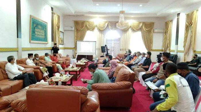 Pemkab Lingga Gelar Rakor Reforma Agraria Dihadiri Kepala BPN Lingga