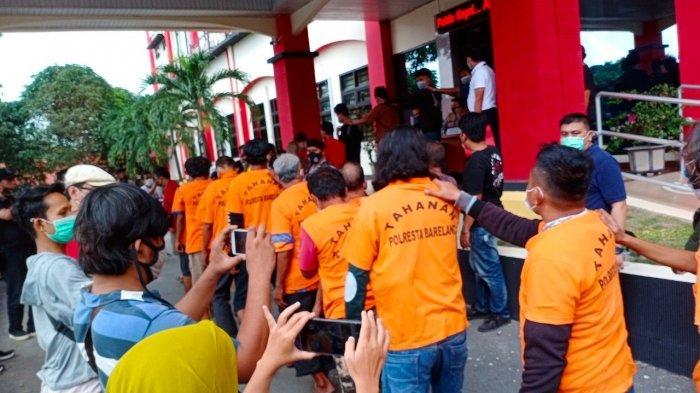 23 Orang di Batam Ditangkap Polisi Gegara Aksi Premanisme dan Pungutan Liar